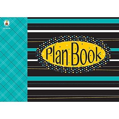 Plan Book, Black, White & Bold