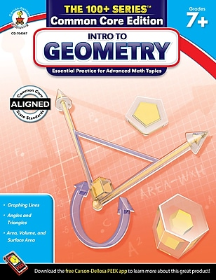 Intro to Geometry Workbook