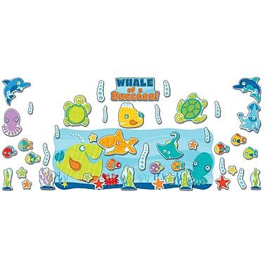 Carson-Dellosa Seaside Splash Bulletin Board Set