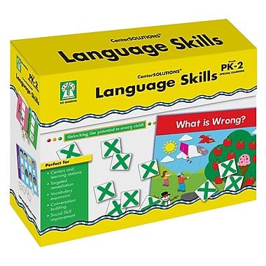 Carson-Dellosa Key Education Language Skills File Folder Game uncheck (840026)