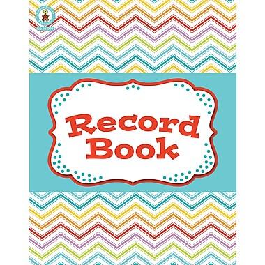 Carson-Dellosa Chevron Record Book (104797)