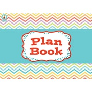 Chevron Plan Book Plan Book Grade K - 8