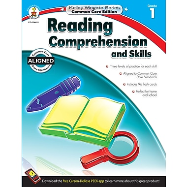 Reading Comprehension and Skills Workbook