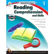 Reading Comprehension and Skills Workbook, Grade 5 / Ages 10 - 11