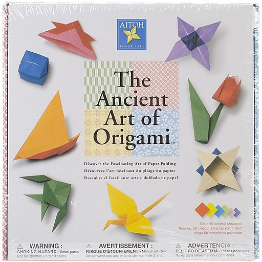 Aitoh Aitoh The Ancient Art Of Origami Kit Staples