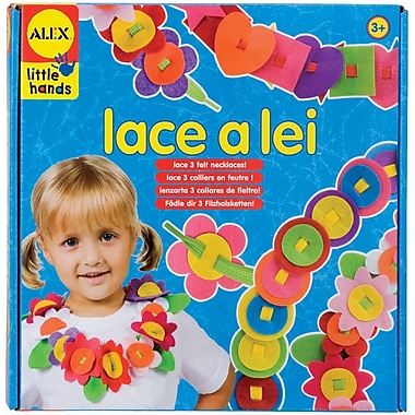 Alex Toys Early Learning Lace A Lei -Little Hands 10