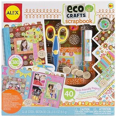 Alex Toys My Eco Crafts Scrapbook Set 166W
