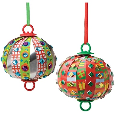 Alex Toys Paper Merry Ornaments Kit
