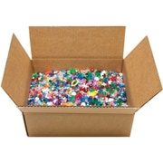 Cousin Mixed Plastic Beads, Assorted 5.58 lbs.