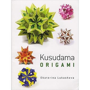 Dover Dover Publications Kusudama Origami Ekaterina Lukasheva