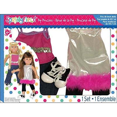 Fibre Craft Fabric Fiber Craft Springfield Collection Pop Princess Doll Clothes Set 18