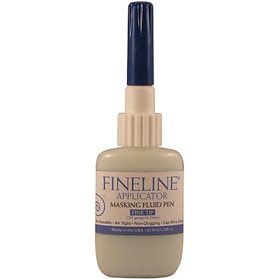 Fineline 4449 20 Beige Gauge Applicator Bottle