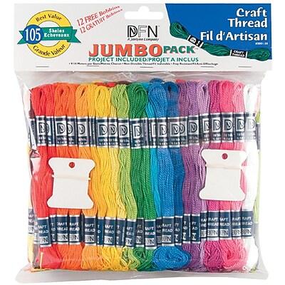 Janlynn 3001-38 Assorted Thread, 10