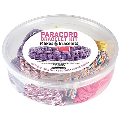 Leisure Arts Paracord Kit, Girl