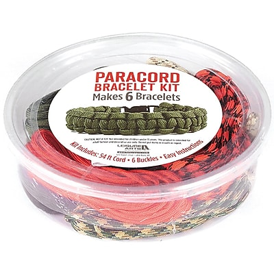 Leisure Arts Leisure Arts Paracord Kit
