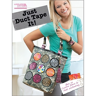 Leisure Arts Paper Just Duct Tape It! 11