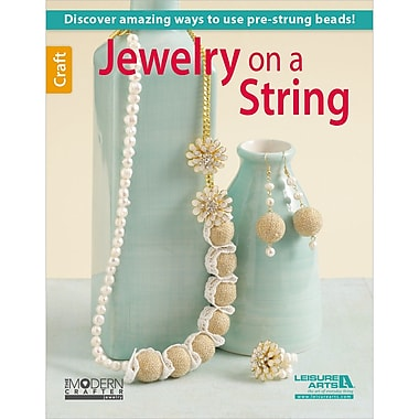 Leisure Arts Leisure Arts-Jewelry On A String