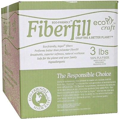 Mountain Mist Fiber 376 Green Fiber Eco-Friendly Fiberfill, 12 oz.