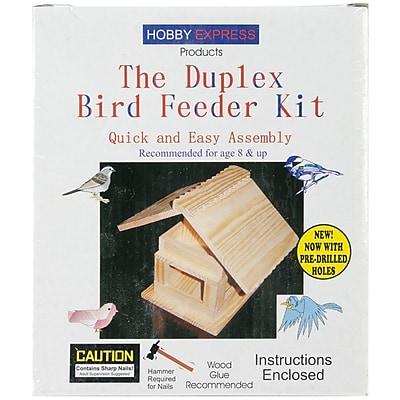 Pinepro Pine-Pro Hobby Express Duplex Bird Feeder Kit