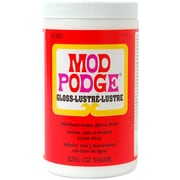 Notions Mod Podge Gloss Decoupage Glue 32 Oz.