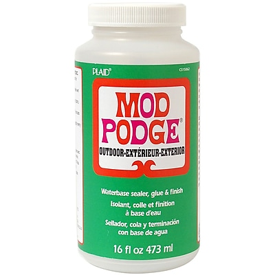 Plaid:Craft CS15062 Mod Podge Outdoor, 16 oz.