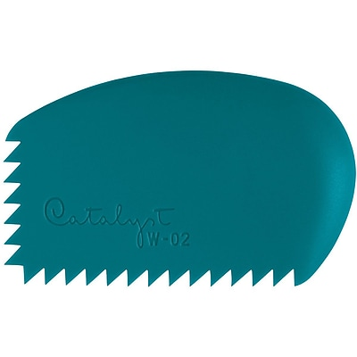 Princeton Art & Brush Silicone Wedge Tool 4.75