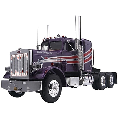 Revell Plastic Kit-Peterbilt 359 Contentional Tractor 11.87