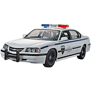 Revell Chevy Impala Police Car Model Kit