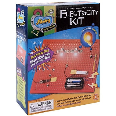 Slinky Scientific Explorer Electricity Kit