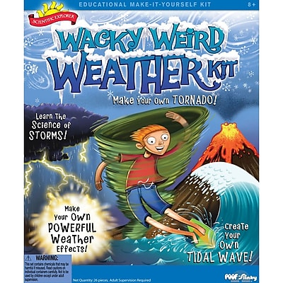 Slinky Wacky Weird Weather Kit 12