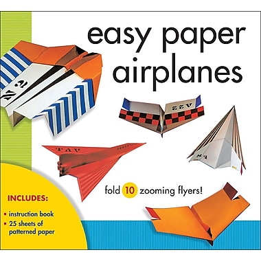 Sterling Publishing Sterling Publishing-Easy Paper Airplanes Kit