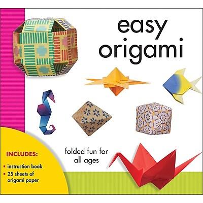 Sterling Publishing Easy Origami Kit