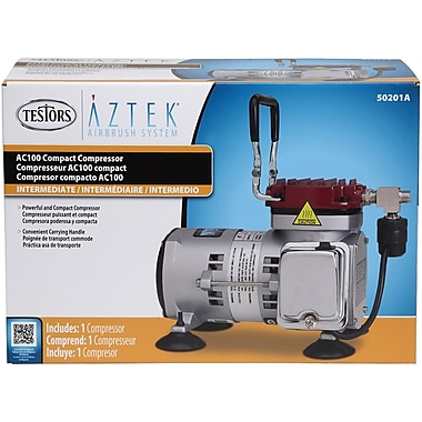 Testors Testors All New AC100 Airbrush Compressor