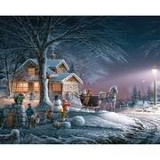 White Mountain Puzzles  White Mountain Puzzles Winter Wonderland 1000 Piece Jigsaw Puzzle