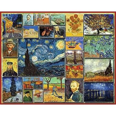 White Mountain Puzzles White Mountain Puzzles Vincent Van Gogh 1000 Piece Jigsaw