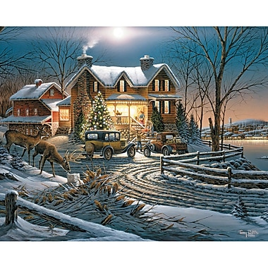 White Mountain Puzzles Crown Thy Good With Brotherhood - 1000 Piece Jigsaw Puzzle 24