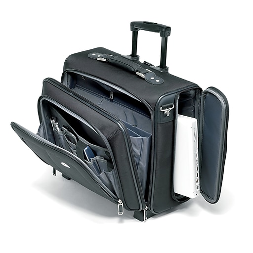 Samsonite Ballistic Nylon Mobile Office Wheeled Notebook Case Rollover Image To Zoom In Https Www Staples 3p S7 Is