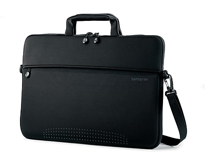 Samsonite Neoprene Aramon Laptop Shuttle Bag 17