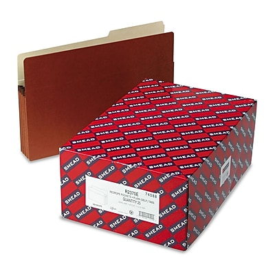 Smead® Legal File Pocket With 3 1/2