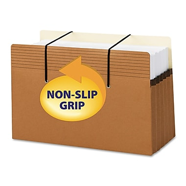 Smead® Legal Secure File Pocket With 5 1/4