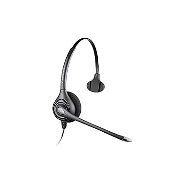 PlantronicsMD – Casque d'écoute SupraPlus avec raccord USB et à bande large