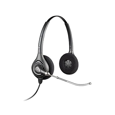 Plantronics® SupraPlus Binaural Office HDST