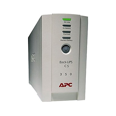 APC® 310 Joules Standby 350VA UPS