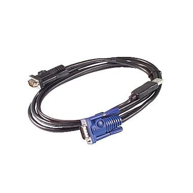 APCMD – Câble KVM USB, 6 pi