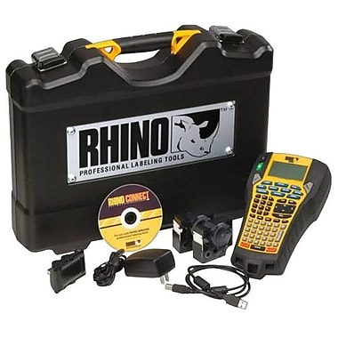 DYMO® RHINO 6000 Industrial Labeling Kit With Hard Case