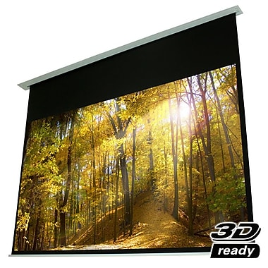 EluneVision In Ceiling Motorized Screen, 135