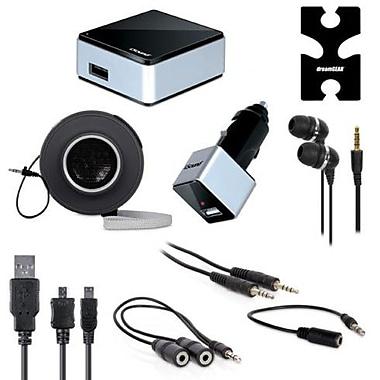 DreamGEAR – Trousse d'essentiels audio portable