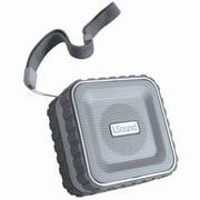 DreamGEAR – Haut-parleur DuraWaves pour iPod, iPhone, iPad, téléphones intelligents et appareils alimentés par USB, blanc