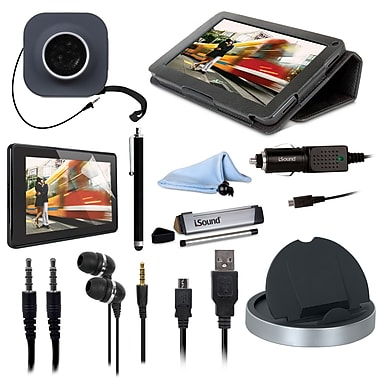 DreamGEAR Advance Pack - 10 Essential Items for Kindle Fire