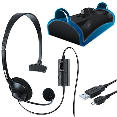 DreamGEAR – Ensemble Charge & Chat pour PS4